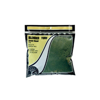 Woodland Scenics T49 Blended Turf - Green - 162 0049