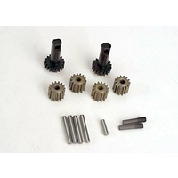 Traxxas Planet/Sun Gears & Shaft - 38-2382