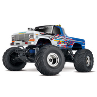 TRAXXAS Special Edition Flame Bigfoot No. 1 - 39-36034-1FP