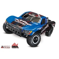 TRAXXAS SLASH 2WD SHORT COURSE TRUCK, TQI TRAXXAS LINK ENABLED, 2.4 GHZ RADIO SYSTEM, ON-BOARD AUDIO, TRAXXAS STABILITY MANAGEMENT TSM, NO BATTERY OR