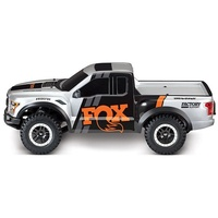 Traxxas Ford F-150 Raptor 1:10 Offroad 2WD Racing Truck- 39-58094-1FOX