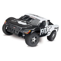 Traxxas Slash 4 X 4 Short Course Truck,  Tqi Radio, Tsm - 39-68086-4FOX
