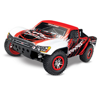 Traxxas Slash 4 X 4 Short Course Truck,  Tqi Radio, Tsm - 39-68086-4RED
