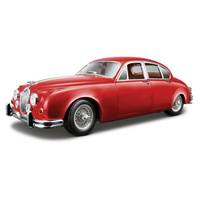 BBURAGO Die Cast Model Jaguar Mark Ii 1959 - 40-12009