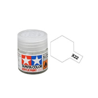 TAMIYA X-22 CLEAR PAINT POT - 45035418