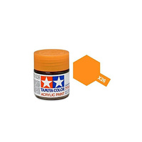 TAMIYA X-26 CLEAR ORANGE PAINT POT - 45035456