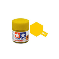 TAMIYA XF-3 FLAT YELLOW PAINT POT - 45035500