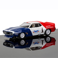 SCALEXTRIC AMC JAVELIN TRANS AM, GEORGE FOLLMER - 57-C3875