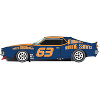 SCALEXTRIC Amc Javelin Trans Am JockOS Racing - 57-C3876