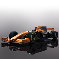 SCALEXTRIC  2017 Mclaren Formula 1 Car Alonso - 57-C3956