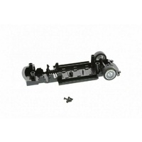 Scalex Underpan - Front Wheel Assembly (57-W10515)