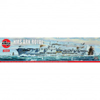 AIRFIX HMS ARK ROYAL 1:600 SCALE