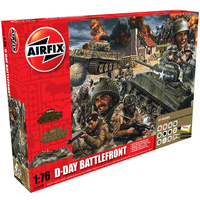 Airfix Plastic Model Kit Battle Front - 58-50009