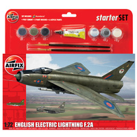 Airfix Electric Lightning Starter Set (58-55305)