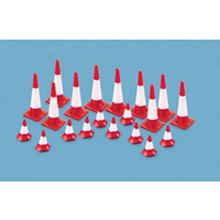 Peco Traffic Cones - Large & Small - 66-5008