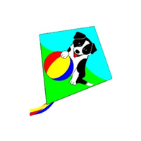 Molly The Dog Kite - 7021
