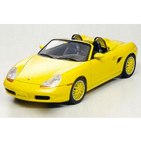 TAMIYA PORSCHE BOXSTER SPECIAL EDITION - 74-T24249