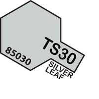 TAMIYA TS-30 Silver Leaf Spray Paint  100Ml - 75-T85030