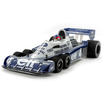 TAMIYA Tyrrell P34 Six Wheeler 1977 Monaco RC Model Kit - 74-T47392