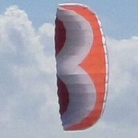 Ocean Breeze Kite Calibre' Power Kite - 7630