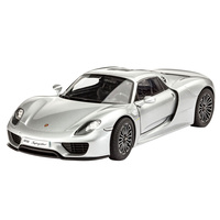 Porsche 918 Spyder 1:24 Scale Die-Cast Model- 95-07026