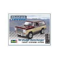 REVELL '80 Dodge Ramcharger 1:24 - 95-85-4372