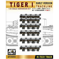 Afv 1/35 Tiger 1 Track Early Workable