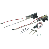 Aircraft Mechanics Electric Retracts 60-120 Size Main Retracts & Legs Only - Am-05