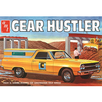 AMT 1/25 1965 Chevy El Camino Gear Hustler Plastic Model Kit AMT1096