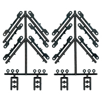 TEAM ASSOCIATED Tc4 Arm Mount Shims (6) - ASS31010
