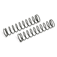 Team Associated Rear Shock Spring Black - Ass6481
