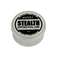 Associated Diff Lube 4Cc - Clear - Ass6591