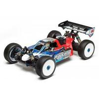 Rc8B3 Team 1:8Th Nitro Car Kit - Ass80914