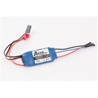 Ares Azs1410 15-Amp Brushless Motor Esc. Jst Connector: P-51D Mustang 350 - Azs1410