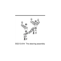 BSD THE STEERING ASSEMBLY - BS213-014