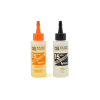Mid-Cure 15 Minute Epoxy 4.5 Oz - Orange - Bsi-203