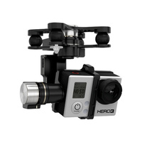 DJI CUSTOMISED H3-3D GOPRO HERO3 GIMBAL - DJIH3-3DCUST