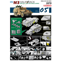 Dragon 1/35 Idf M3 Halftrack Nord Ss.11 Anti-Tank Missile