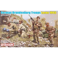 Dragon 1/35 German Brandenburg Troops LerOS 1943 Dr 6743