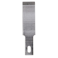 Excel 10017 Light Duty Small Chisel Blade (Pkg Of 1000) - Exl10017