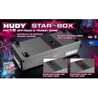 HUDY STAR-BOX 1/8 OFF-ROAD NITRO CARS Starter Box - HD104500