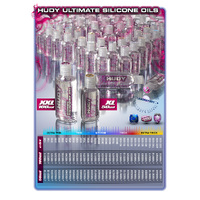 HUDY Ultimate Silicone Oil 30 000 Cst - 100Ml - Hd106531