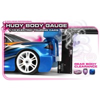 HUDY EP TOURING CAR BODY GAUGE - HD107771