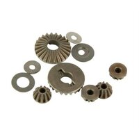 HELION HLNS1010 GEARS  DIFFERENTIAL  INTERNAL  W/ CROSS-SHAFTS