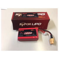 Kypom 1300Mah 25C 3S Soft Case Race Drone Lipo Battery - Ky130025-3S