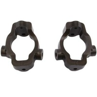 Losi Aluminum Front Spindle Carriers: 8B,8T - Losa1711