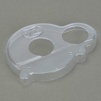 Losi Inside Gear Cover: Lst2, Aft, Mgb - Losb3193
