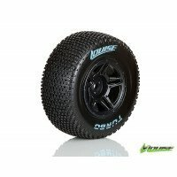 LOUISE WORLD Sc-Turbo 1/10 Sc Super Soft Tyre - LT3147VBAA
