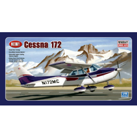 Minicraft 1/48 Cessna 172 Fixed Gear Mi11635