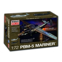 Minicraft 1/72 Pbm-5 Usn Ww2 (New Tooling For Seaplane) Plastic Model Kit 11684